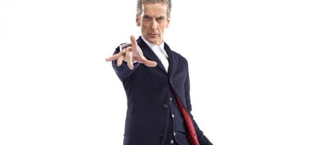 Das ist der Look vom 12. Doctor Who!