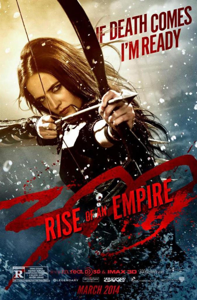 300: Rise of an Empire Charakterposter 3