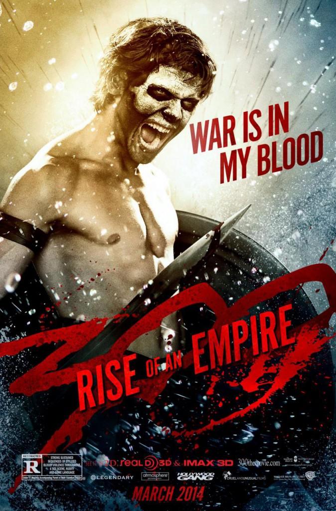 300: Rise of an Empire Charakterposter 4