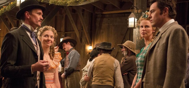 Erstes Bild aus Seth MacFarlanes A Million Ways to Die in the West