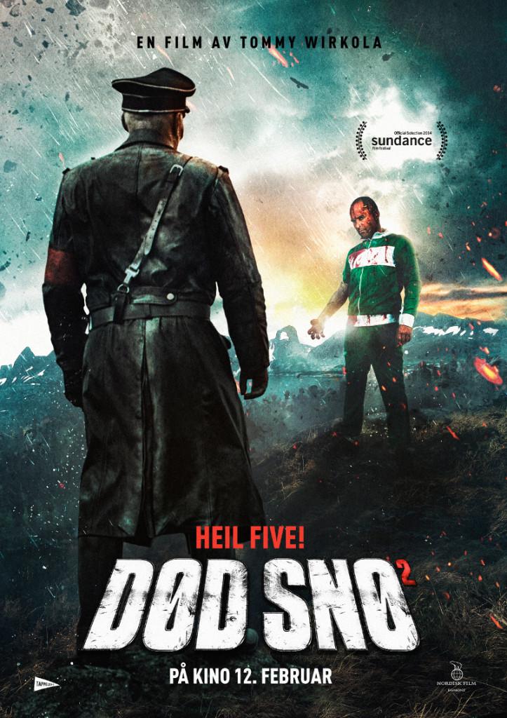 Dead Snow 2 Teaser Poster