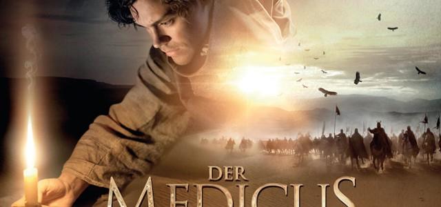 Box-Office Deutschland – Der Medicus bleibt vorne, die Neustarts enttäuschen