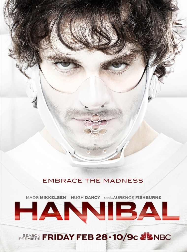 Hannibal Season 2 Trailer & Poster