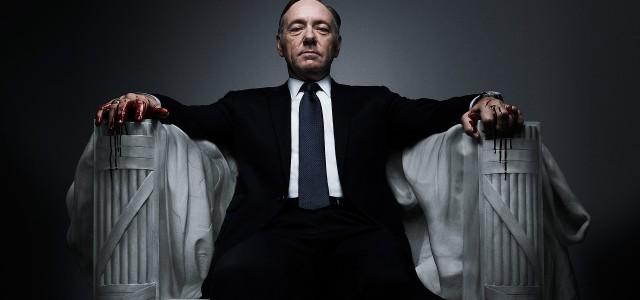 """""""House of Cards"""": Netflix bestellt 5. Staffel der Politserie!"""