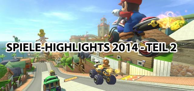 Spiele-Highlights 2014 – Teil 2