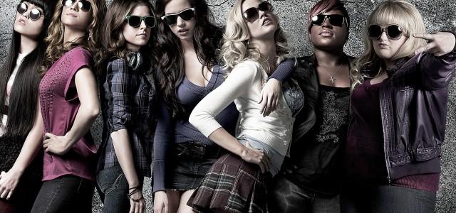 Die Barden Bellas sind wieder vereint am Set von Pitch Perfect 2!