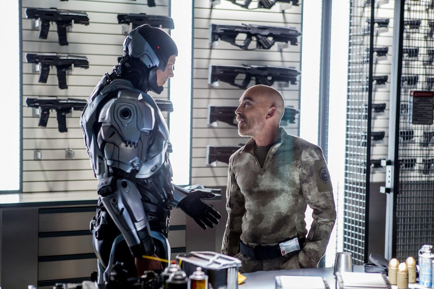 RoboCop (2014) Filmbild 3