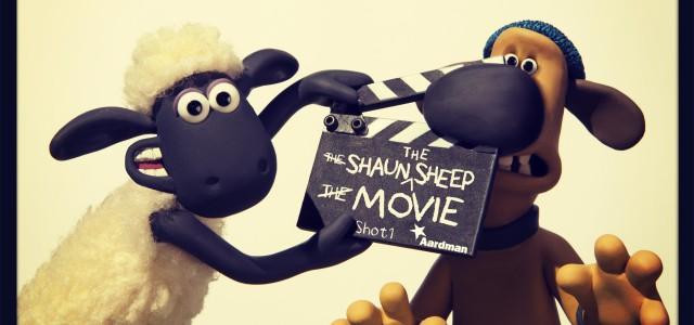 Shaun das Schaf kommt auf die Leinwand