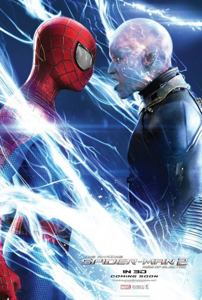The Amazing Spider-Man 2 Poster 4