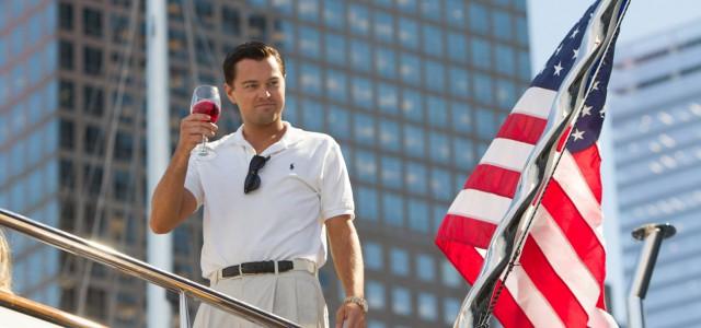 Box-Office Welt – The Wolf of Wall Street triumphiert knapp