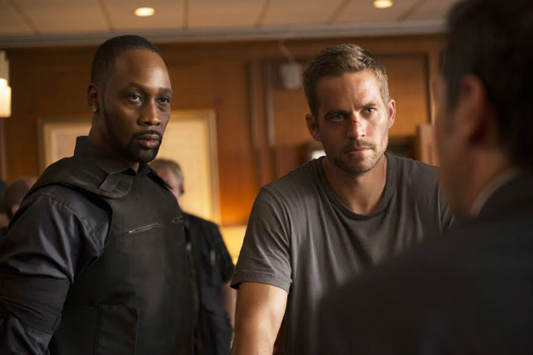 Brick Mansions Start - Paul Walker & RZA