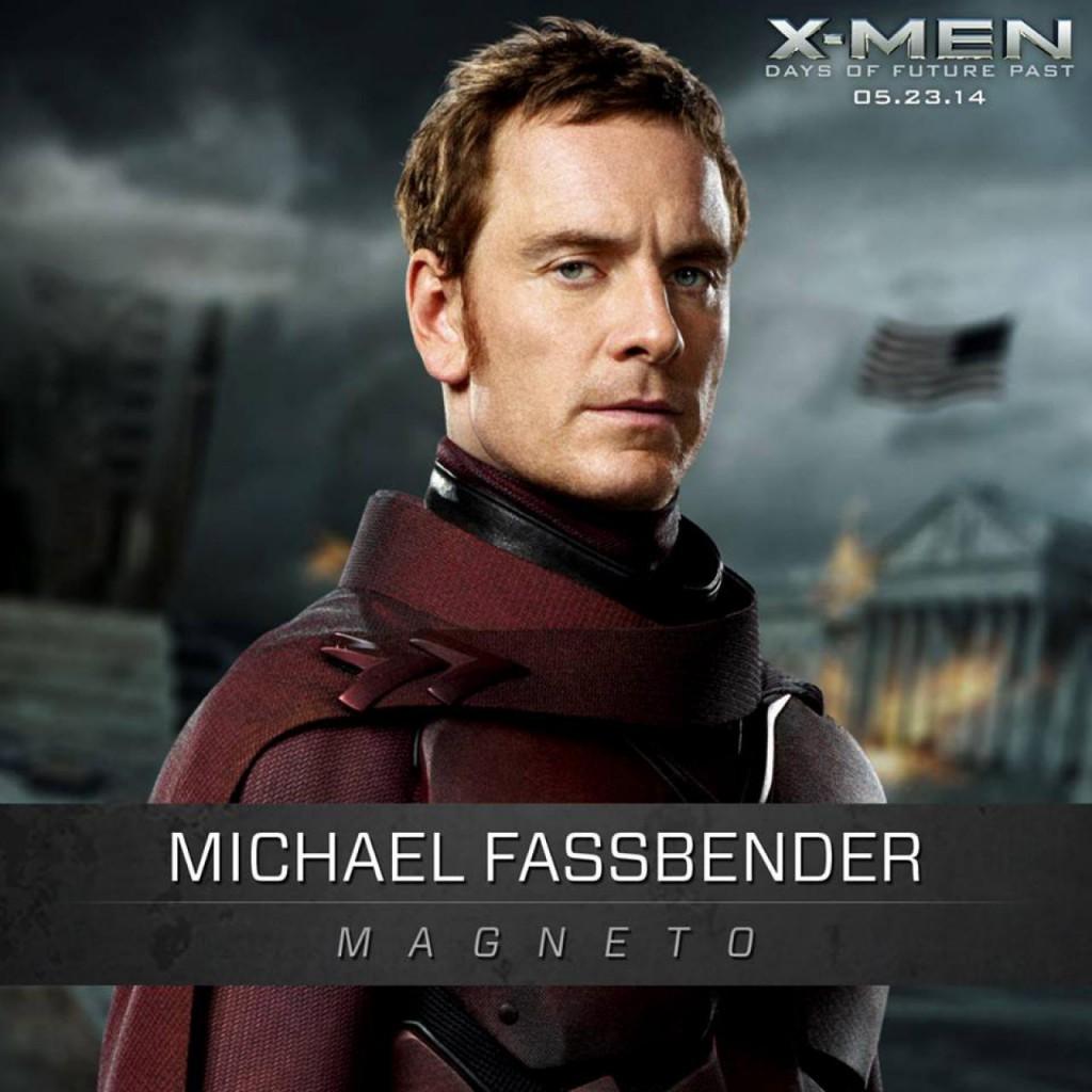 X-Men - Zukunft ist Vergangenheit Bilder - Michael Fassbender als Magneto