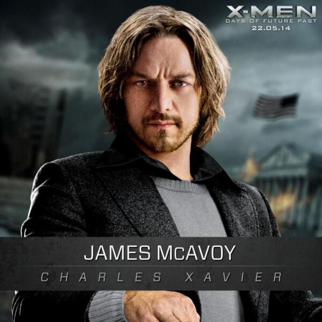 X-Men - Zukunft ist Vergangenheit Bilder - James McAvoy als Professor X