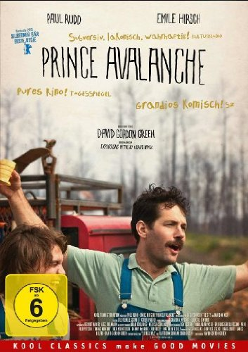 Prince Avalanche DVD Kritik - DVD Cover