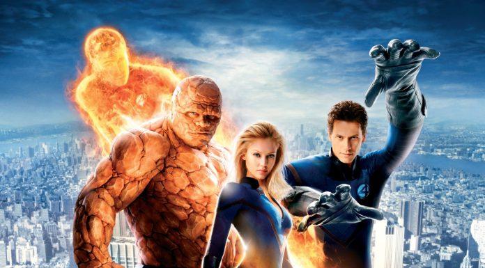 The Fantastic Four Casting