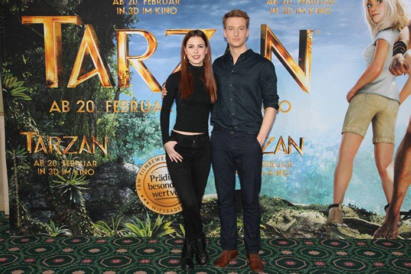 Lena Meyer-Landrut Interview zu Tarzan 3D 1