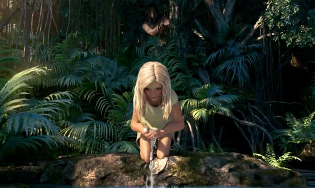 Lena Meyer-Landrut Interview zu Tarzan 3D 2