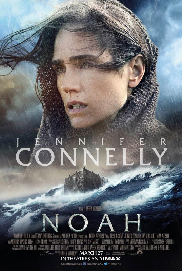 Noah Charakterposter - Jennifer Connelly