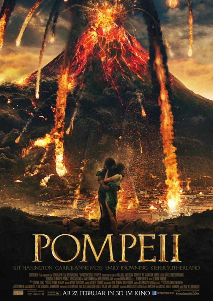 Pompeii Poster 1