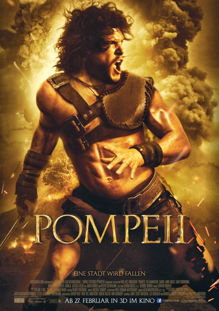 Pompeii Poster 2