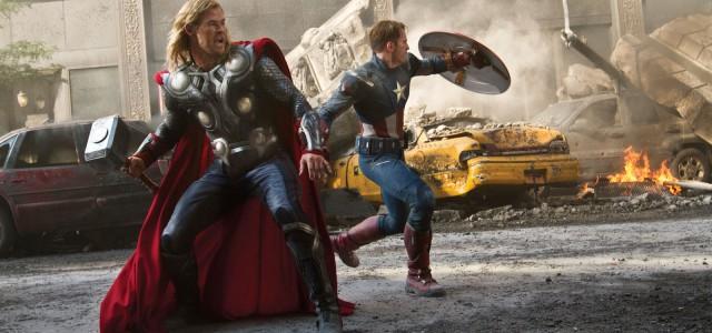 Die Arbeit an Thor 3 und Captain America 3 hat begonnen