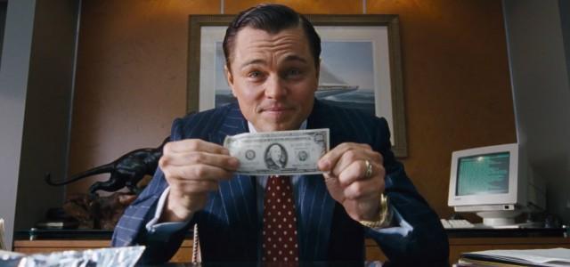 Box-Office Deutschland – The Wolf of Wall Street wieder an der Spitze