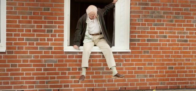 Der Hundertjährige, der aus dem Fenster stieg und verschwand (2013)