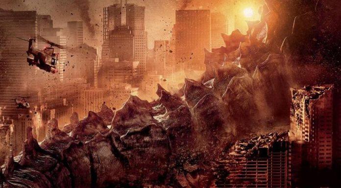 Godzilla Plakat