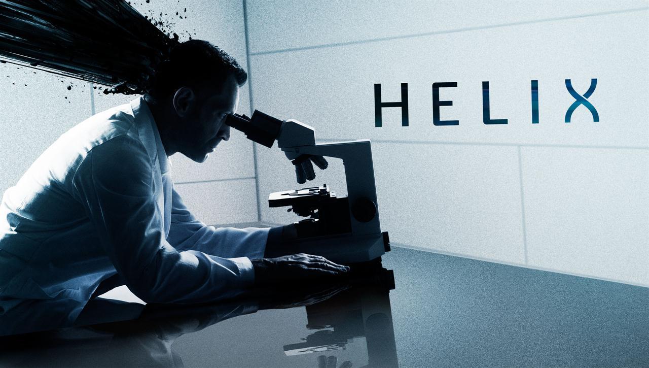 Helix (2014-2015) HelixNewsfront