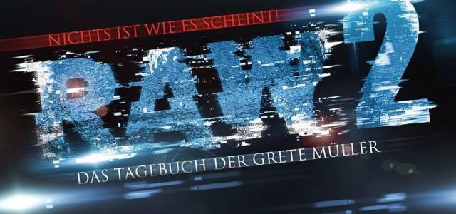 RAW 2 – Das Tagebuch der Grete Müller (2014)
