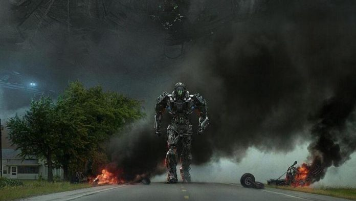 Transformers 4 Plakate