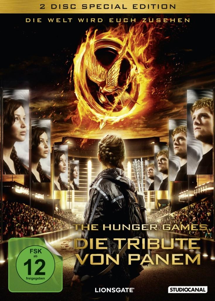 Catching Fire Gewinnspiel - The Hunger Games DVD