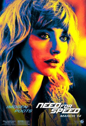 Need for Speed Charakterposter Imogen Poots