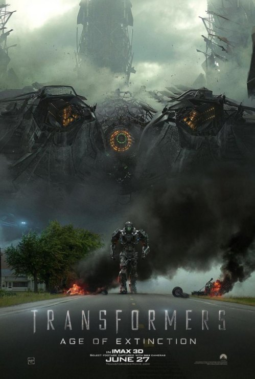Transformers 4 Plakate 1
