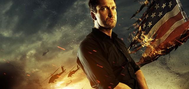 Gerard Butler übernimmt die Hauptrolle im Sci-Fi Thriller Geostorm