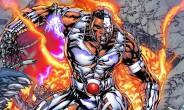 Cyborg Batman vs Superman
