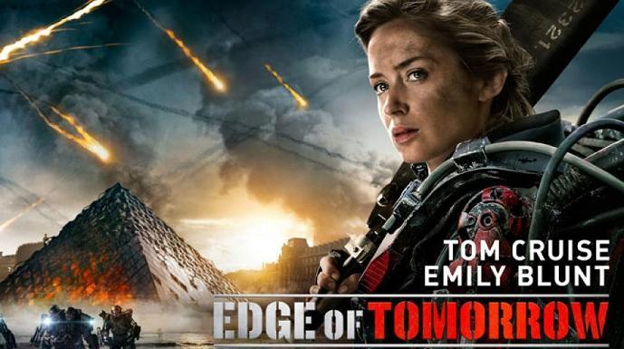 Edge of Tomorrow Banner