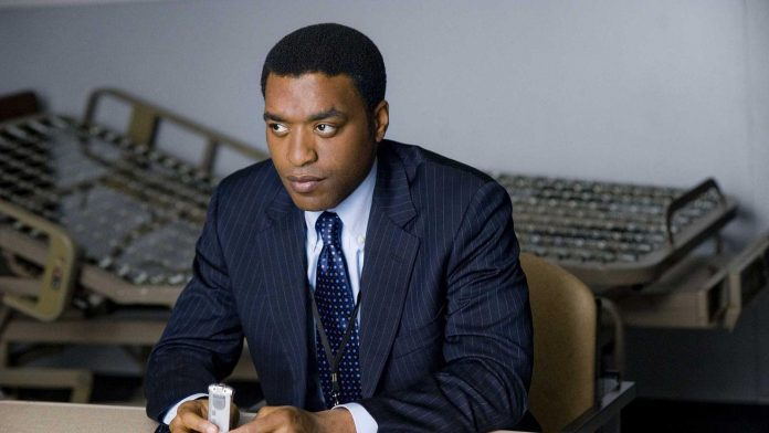 Chiwetel Ejiofor James Bond