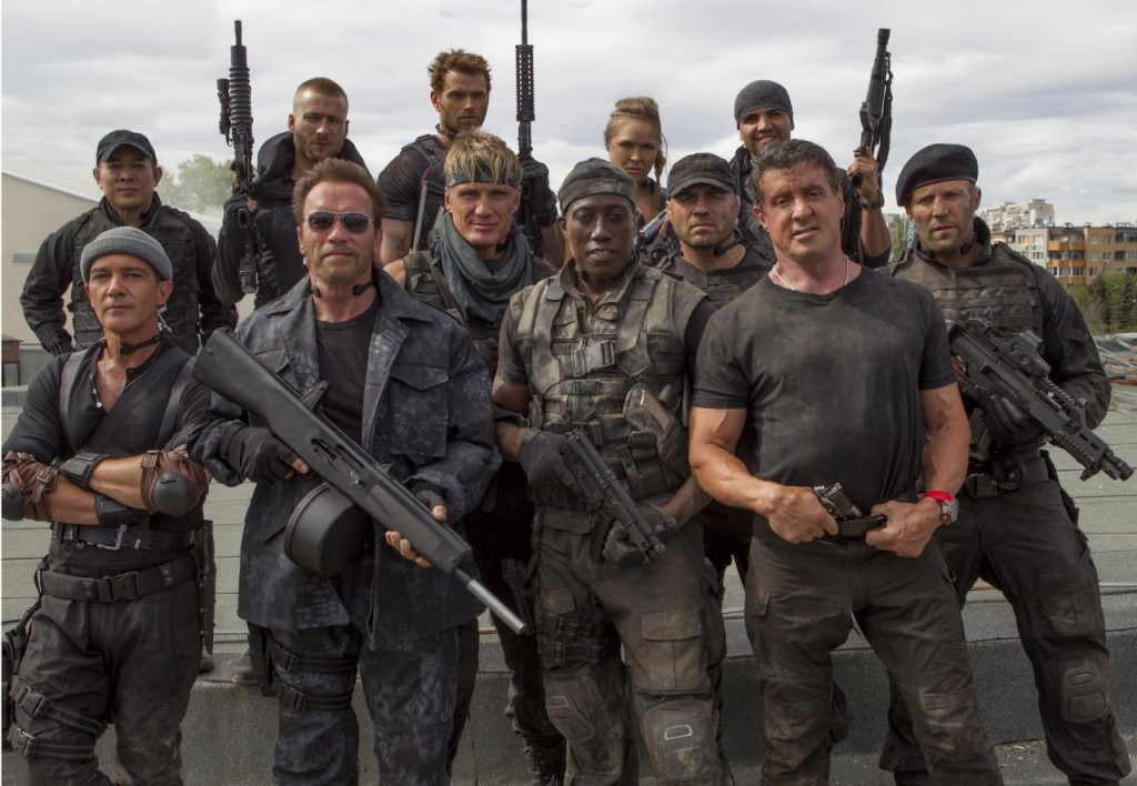 The Expendables 3 Bilder