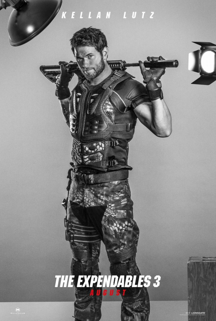 The Expendables 3 Trailer & Poster - Lutz