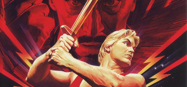 Flash Gordon kehrt ins Kino zurück!