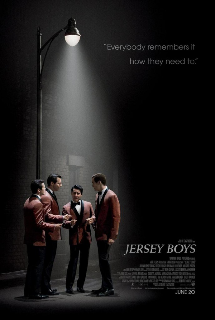Jersey Boys Trailer & Poster