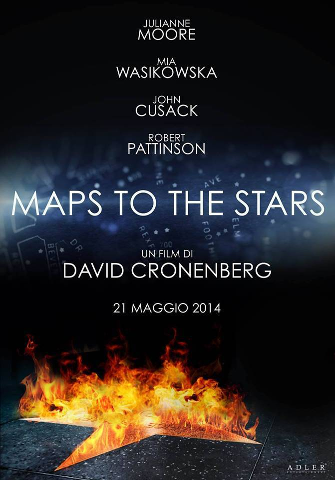 Maps to the Stars Trailer & italienisches Poster
