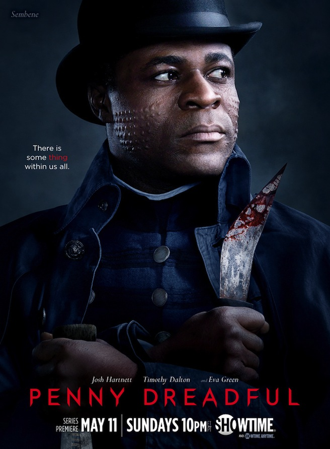 Penny Dreadful Frankenstein Sembene 2