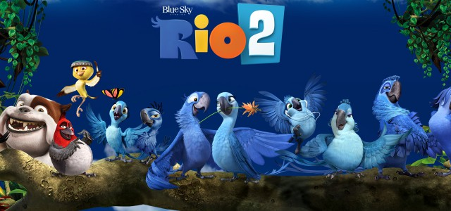 Box-Office Welt – Rio 2 knapp vor The Amazing Spider-Man 2
