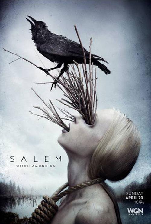 Salem Trailer & Poster