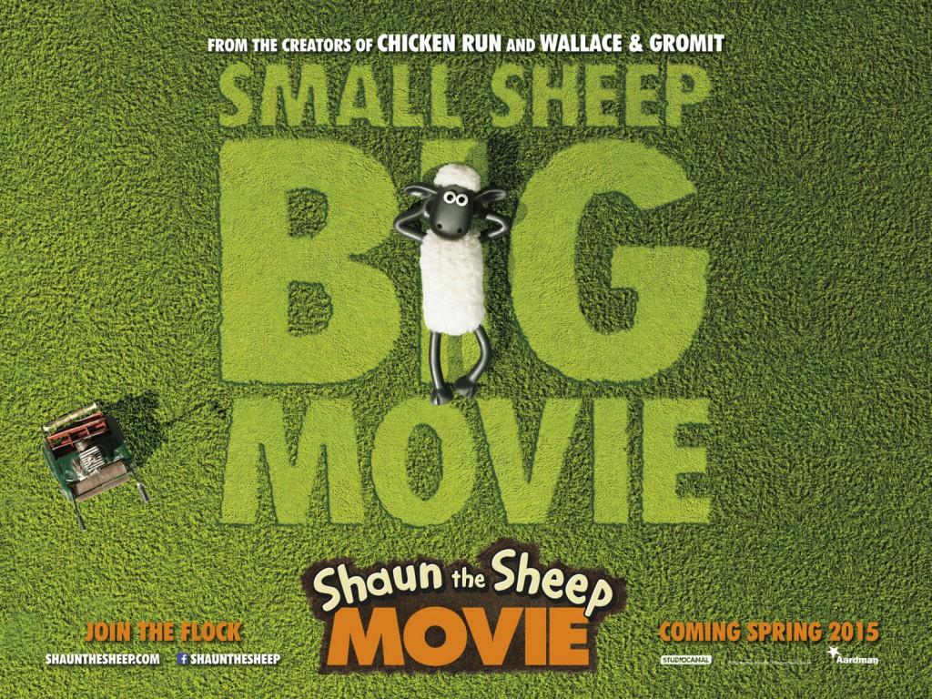 Shaun das Schaf Teaser Poster