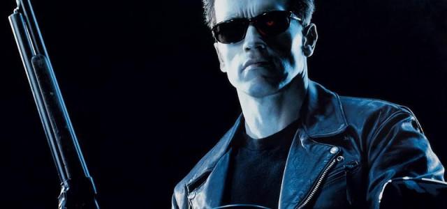 Und Action! Die Kameras laufen am Set von Terminator: Genesis