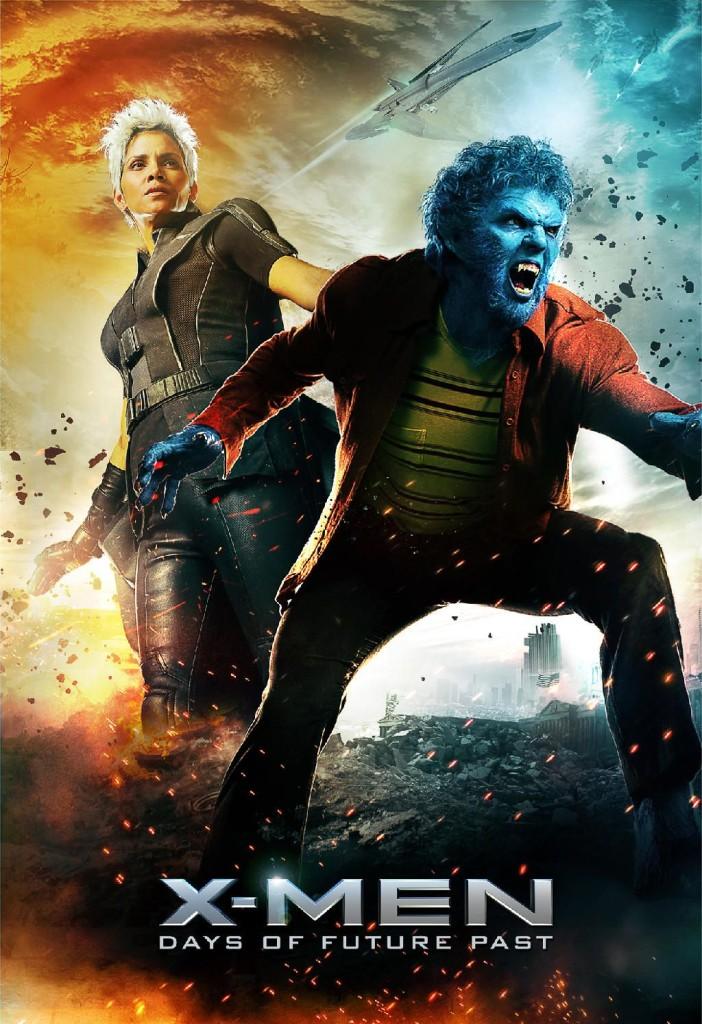 X-Men Zukunft ist Vergangenheit Poster 1