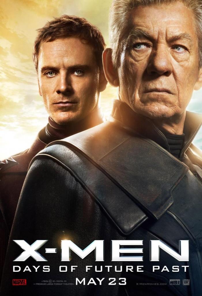 X-Men Zukunft ist Vergangenheit Poster 14